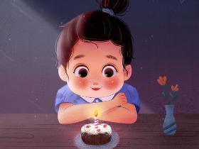 Happy Birthday to 小可爱