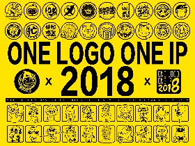 ONE LOGO ONE IP 2018
